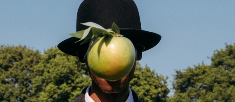 Stylist Abdul Touray turns our hats into something surreal